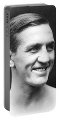 Portrait Of George Carpentier Portable Battery Charger