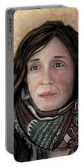Portrait Of Katy Desmond, C. 2017 Portable Battery Charger