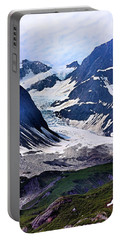 Portrait Of Majesty Portable Battery Charger