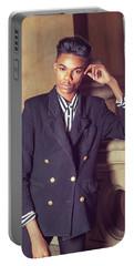 Portrait Of School Boy 1504262 Portable Battery Charger