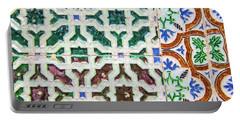 Portuguese Handmade Tile Portable Battery Charger