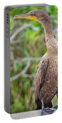 Posing Sea Bird Portable Battery Charger