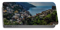Positano By The Amalfi Coast Portable Battery Charger