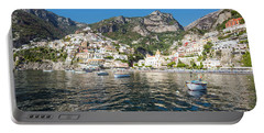 Positano From The Bay Portable Battery Charger
