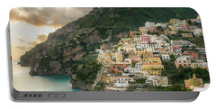 Positano Sunset Portable Battery Charger
