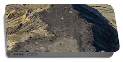 Portable Battery Charger featuring the photograph Possible Archeological Site by Jim Thompson