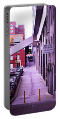 Post Alley, Seattle Portable Battery Charger