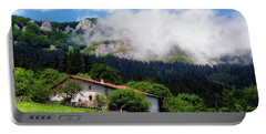 Postcard From Basque Country Portable Battery Charger
