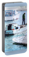 Potter's Cay Blues Portable Battery Charger