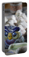 Pottery Bird Portable Battery Charger