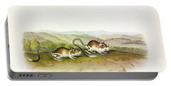 Pouched Jerboa Mouse Portable Battery Charger