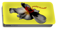 Power Flower Anemone Portable Battery Charger