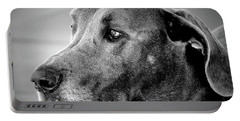 Portable Battery Charger featuring the photograph Powerful Majesty by Barbara Dudley