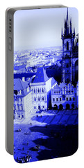 Prague Cz Portable Battery Charger