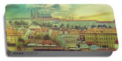 Prague Riverview Portable Battery Charger