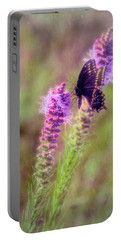 Prairie Butterfly Portable Battery Charger