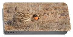 Prairie Chicken 10-2015 Portable Battery Charger