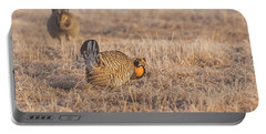 Prairie Chicken 4-2015 Portable Battery Charger