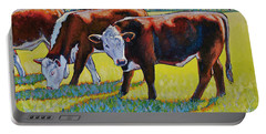 Prairie Lunch Portable Battery Charger