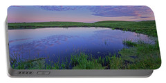 Prairie Reflections Portable Battery Charger