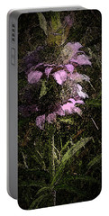 Prairie Weed Flower Portable Battery Charger