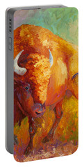 Prarie Gold Portable Battery Charger