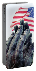 Pray For The Usa Portable Battery Charger