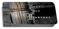 Pray Sow Harvest Portable Battery Charger