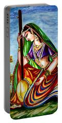 Krishna - Prayer Portable Battery Charger