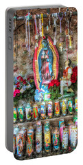 Prayers To Our Lady Of Guadalupe Bright Portable Battery Charger