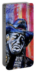 Precious Metals, Willie Americana Portable Battery Charger