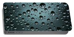 Precipitation Portable Battery Charger
