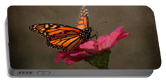 Prefect Landing - Monarch Butterfly Portable Battery Charger