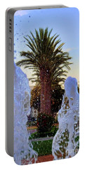 Portable Battery Charger featuring the photograph Pregnant Water Fairy by Mariola Bitner