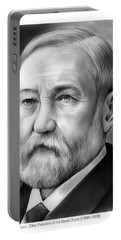 President Benjamin Harrison Portable Battery Charger