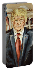 President Donald Trump Portable Battery Charger