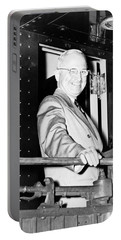 President Harry Truman Portable Battery Charger