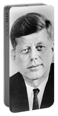 President John F. Kennedy Portable Battery Charger