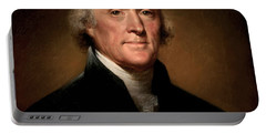 Thomas Jefferson Portable Battery Chargers