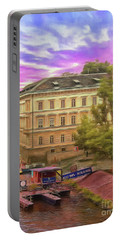Pretty On The River - Prague Portable Battery Charger