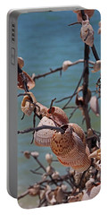 Portable Battery Charger featuring the photograph Previously Loved Treasures by Michiale Schneider
