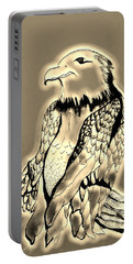 Preying Golden Eagle Portable Battery Charger