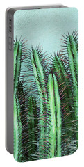 Prick Cactus Portable Battery Charger