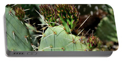 Prickly Pear Buds Portable Battery Charger