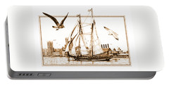 Pride Of Baltimore Portable Battery Charger