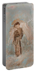 Priest Angel Portable Battery Charger
