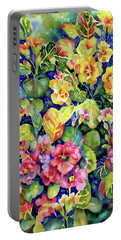 Primrose Patch I Portable Battery Charger