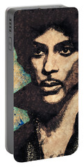 Prince Illustration Portable Battery Charger