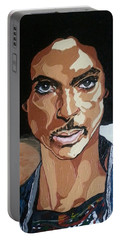 Prince Rogers Nelson Portable Battery Charger