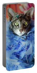 Princess Cat Portable Battery Charger